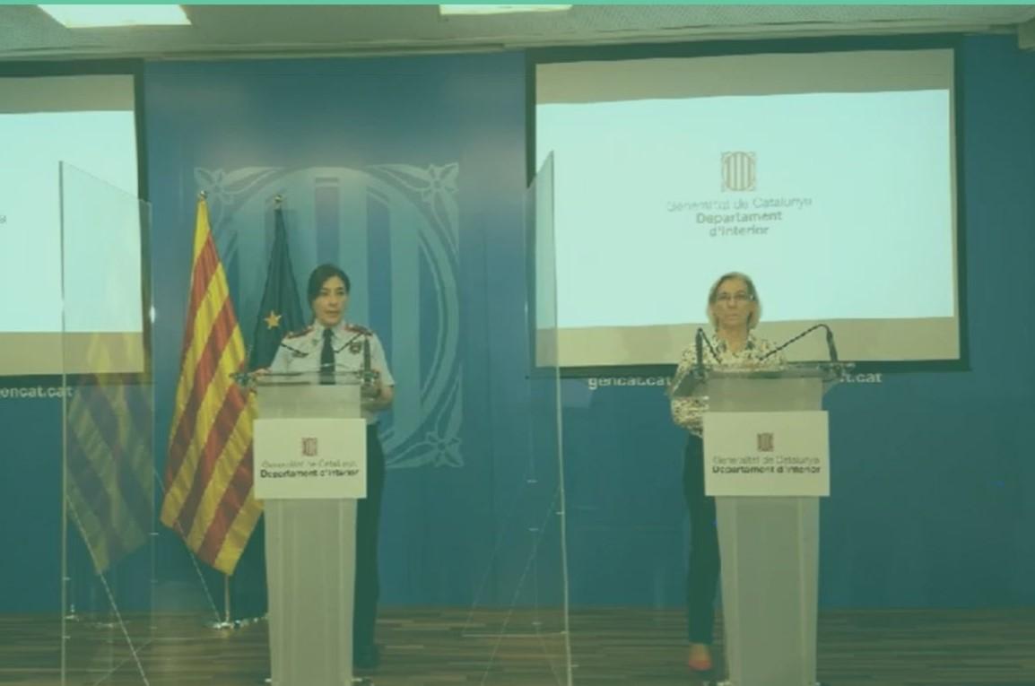 Roda premsa mossos - FAFAC