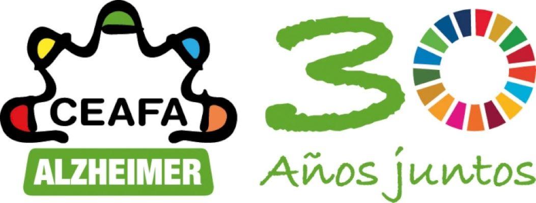 Logo CEAFA 30 anys