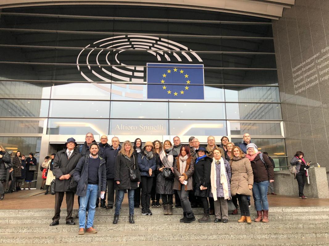 Taula del Tercer Sector a Brussel·les