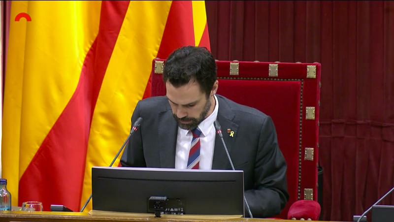 Declaració al Parlament de Catalunya contra el maltractament a les persones grans